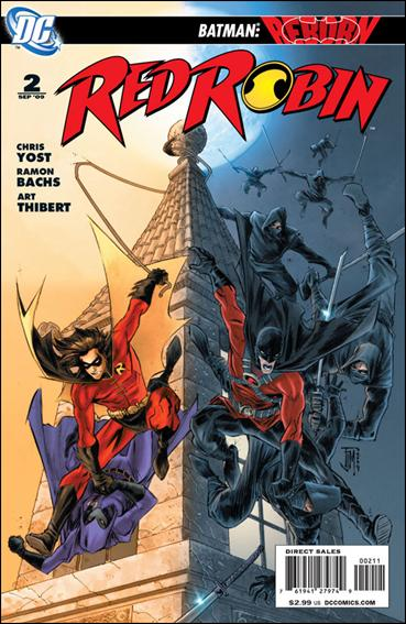 Red Robin 2-A by DC