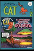 Adventures of Fat Freddy's Cat 2-I