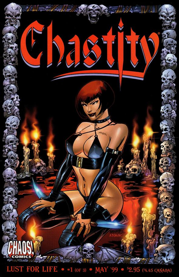 Chastity: Lust for Life 1-A by Chaos! Comics