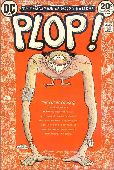 Plop! 1-A by DC