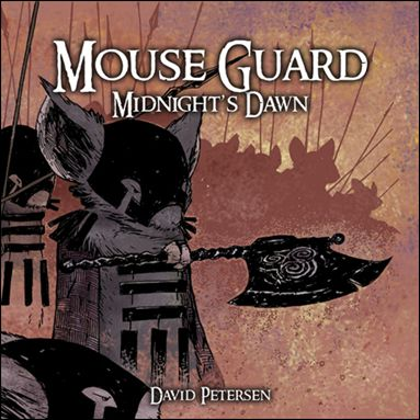 Mouse Guard  5-A by Archaia Studios Press
