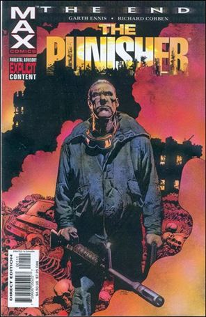 Punisher: The End 1-A