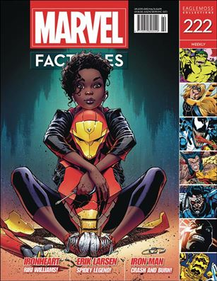 Marvel Fact Files 222-A