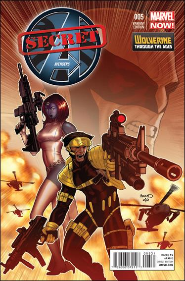 Secret Avengers (2013) 5-B by Marvel