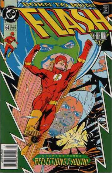 Flash (1987) 64-A by DC