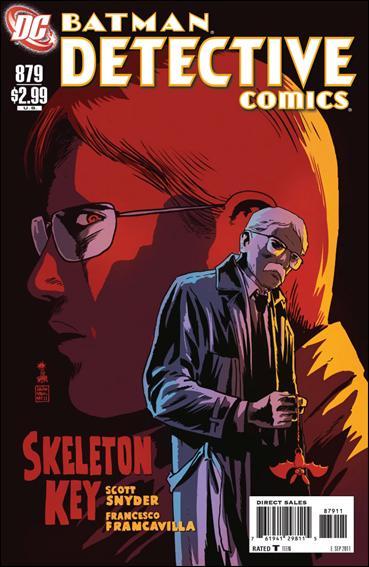 Detective Comics (1937) 879-A by DC