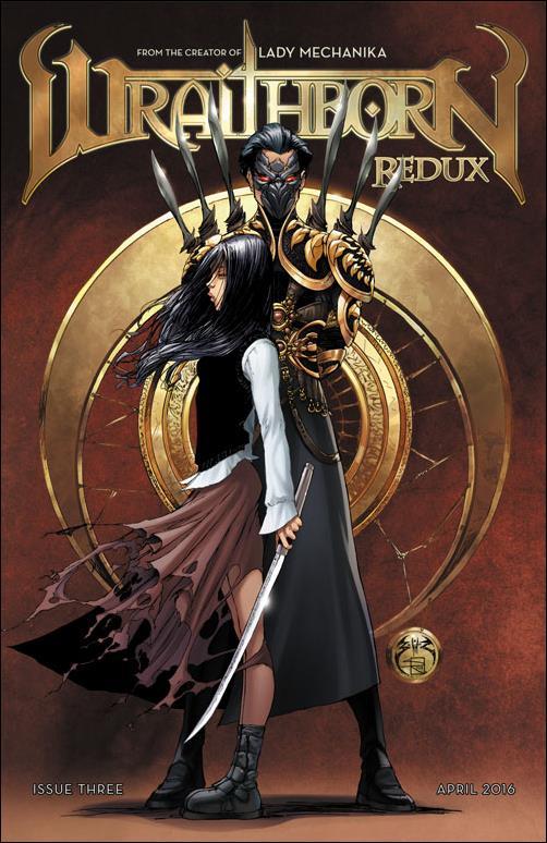 Wraithborn Redux 3-A