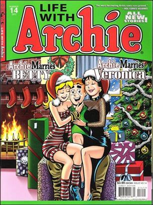 Life with Archie (2010) 14-A