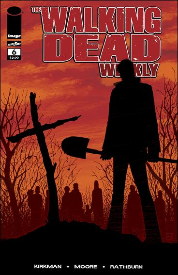 Walking Dead Weekly 6-A by Skybound Entertainment