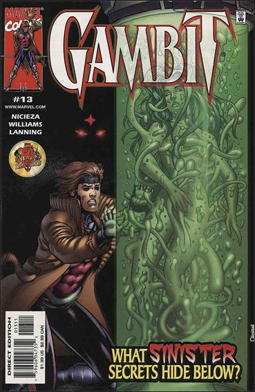 Gambit (1999) 13-A by Marvel