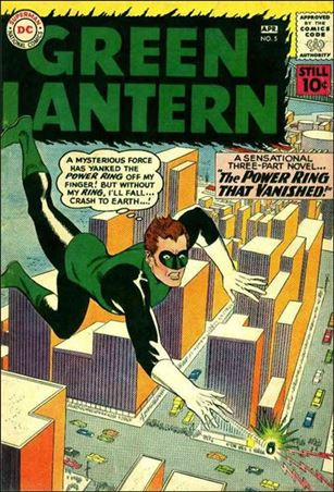Green Lantern (1960) 5-A