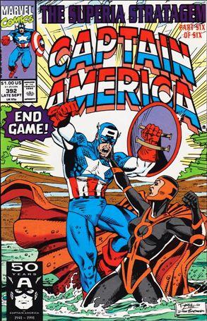 Captain America (1968) 392-A