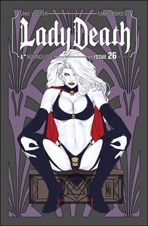 Lady Death (2010) 26-G