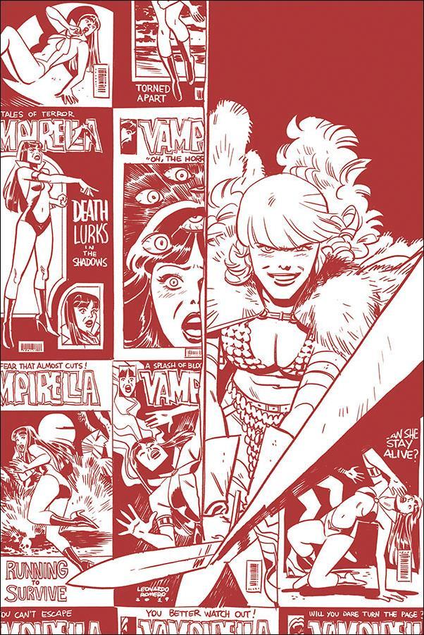 Vampirella / Red Sonja 2-G by Dynamite Entertainment