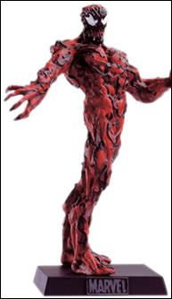 Classic Marvel Figurine Collection (UK) Carnage by Eaglemoss Publications