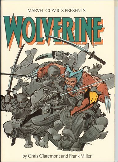 Wolverine (1987) 1-A by Marvel