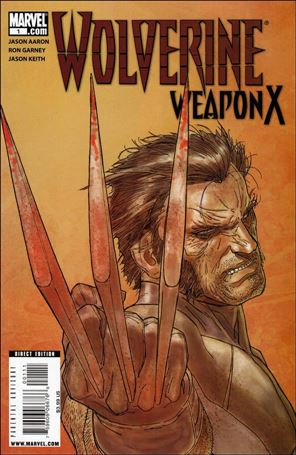 Wolverine: Weapon X 1-A