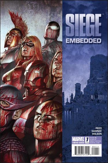 Siege: Embedded 1-A by Marvel