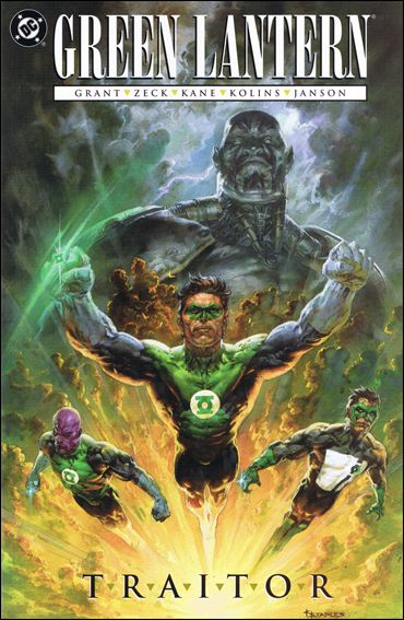 Green Lantern: Traitor nn-A by DC