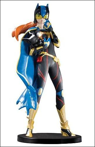 Ame-Comi: Heroine Mini-Comis Batgirl by DC Direct