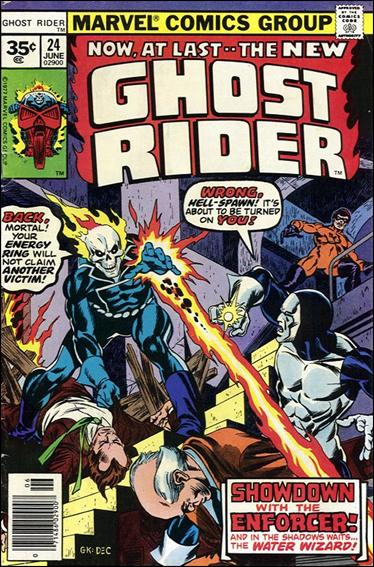 Ghost Rider (1973) 24-B by Marvel