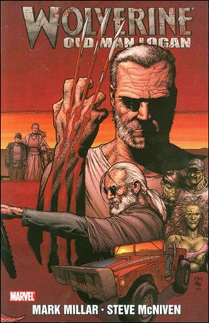 Wolverine: Old Man Logan 1-A