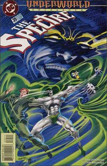 Spectre (1992) 35-A by DC