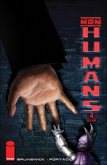 Non-Humans 4-A by Image