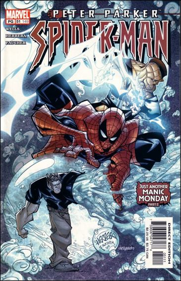 Peter Parker: Spider-Man 51-A by Marvel