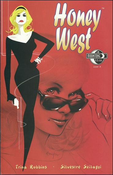 Honey West (2010) 6-A by Moonstone