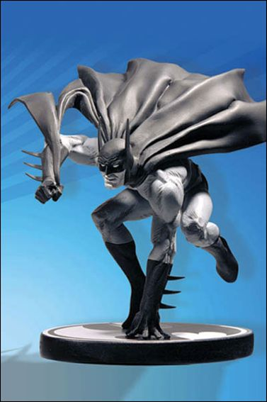 Batman: Black and White  Batman (Designed by Joe Kubert) 1/3800 by DC Direct