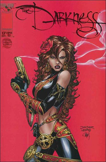 Darkness (1996) 17-A by Top Cow
