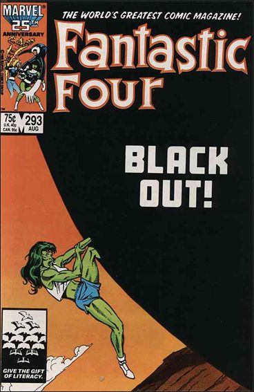 Fantastic Four (1961) 293-A by Marvel