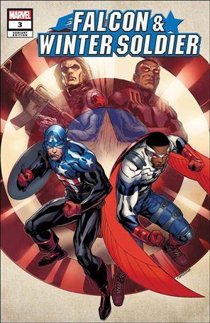 Falcon & Winter Soldier 3-B