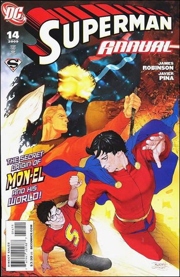 Superman Annual (1960) '14'-A by DC