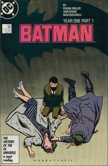 Batman (1940) 404-A by DC