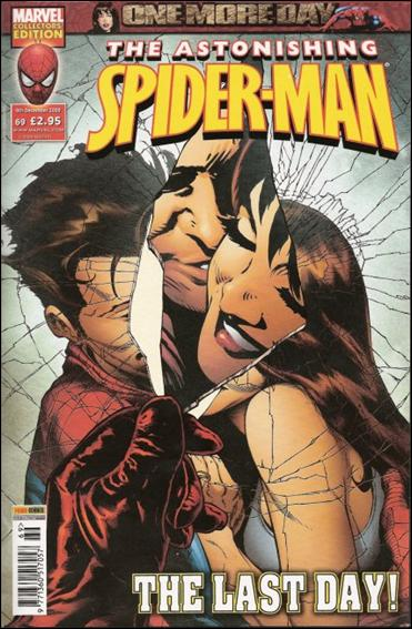 Astonishing Spider-Man (UK) (2007) 69-A by Marvel UK