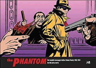 Phantom: The Newspaper Complete Dailies 21-A