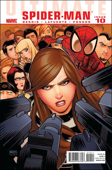 Ultimate Spider-Man (2009) 10-A by Marvel