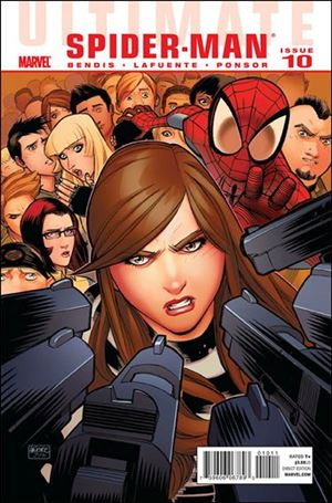 Ultimate Spider-Man (2009) 10-A