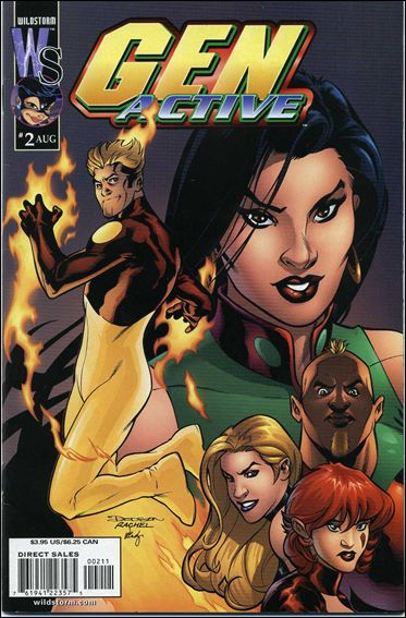 Gen-Active 2-B by WildStorm
