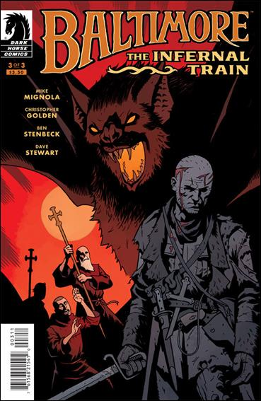 Baltimore: The Infernal Train 3-A by Dark Horse