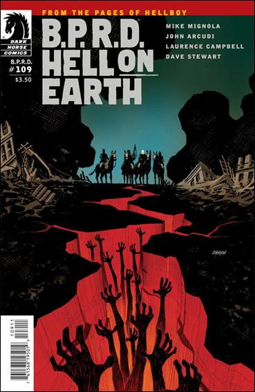 B.P.R.D. Hell on Earth (2012) 109-A by Dark Horse
