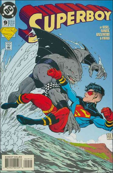 Superboy (1994) 9-A by DC