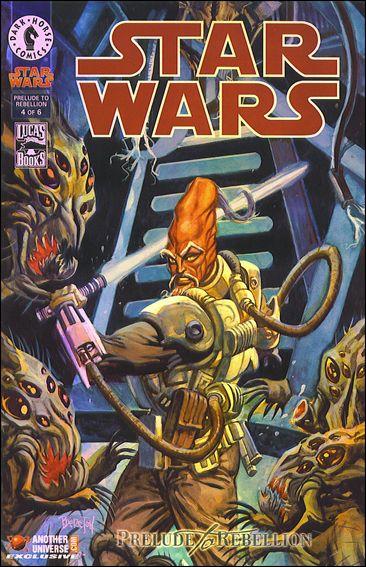 Star Wars/Star Wars Republic 4-B by Dark Horse