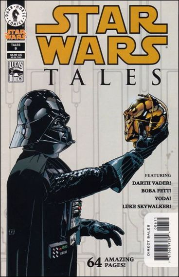Star Wars Tales 6-A by Dark Horse