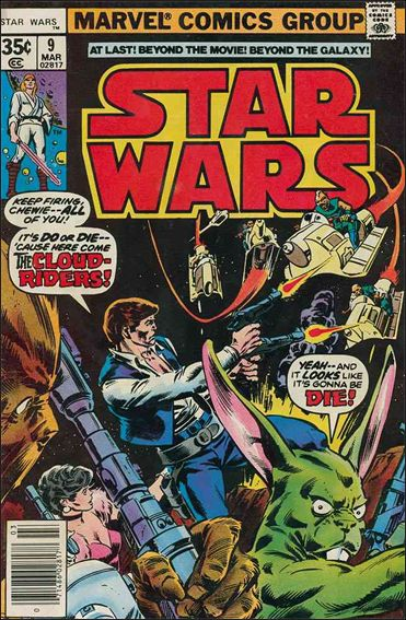 Star Wars (1977) 9-A by Marvel
