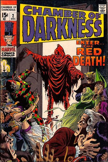 Chamber of Darkness 2-A by Marvel