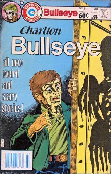 Charlton Bullseye (1981) 8-A by Charlton
