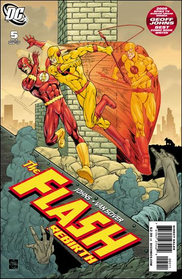 Flash: Rebirth (2009) 5-A by DC